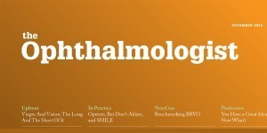The Ophthalmologist Logo 3