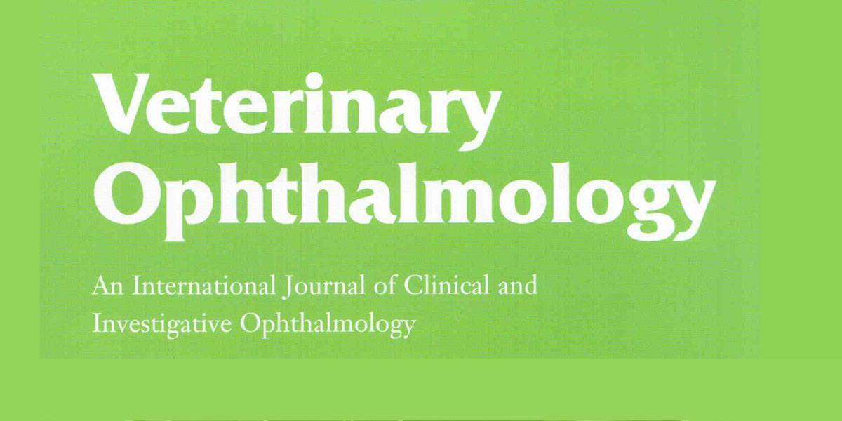 Veterinary Ophthalmology Journal