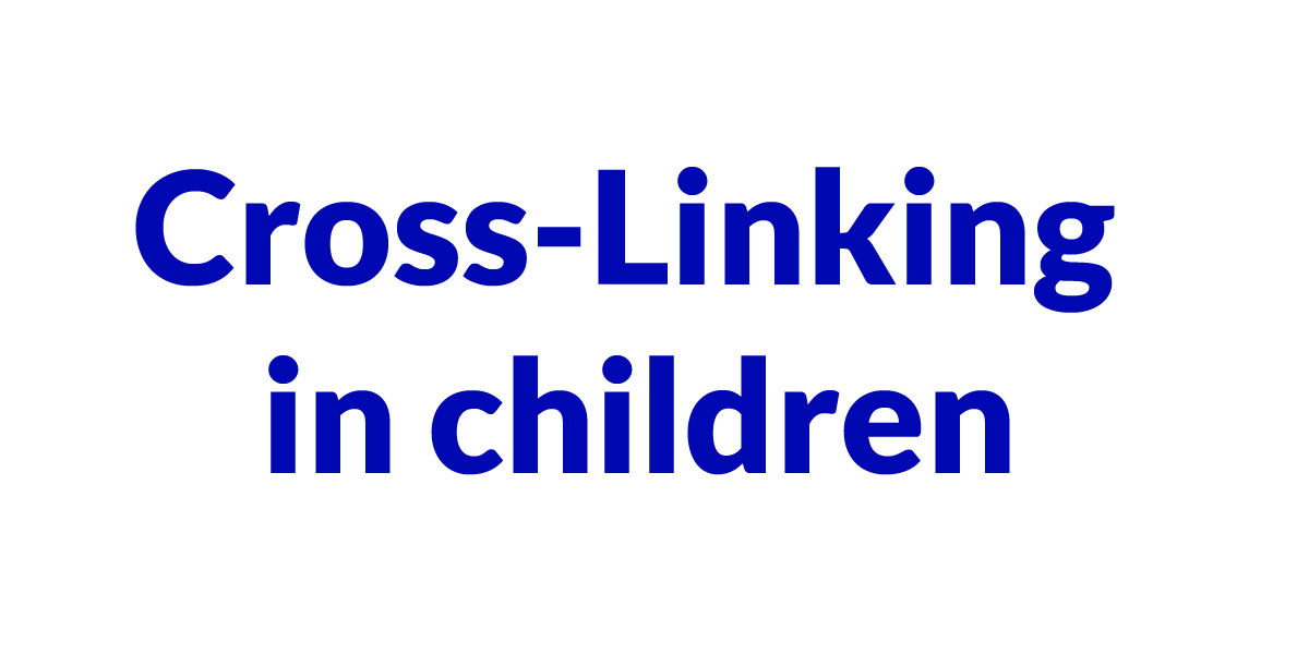 Cross-Linking in children: distinct early improvement at 12 weeks after CXL
