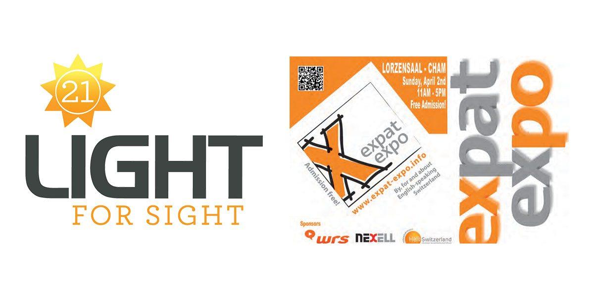 Expat Expo 2017: ELZA supports Light for Sight's screening for keratoconus