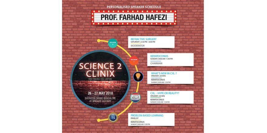 Speaker Schedule Hafezi