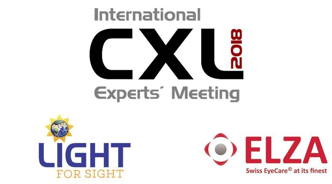 ELZA at the CXL Experts Meeting 2018 in Zurich