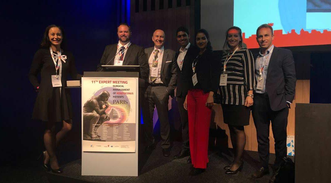 ELZA at ESCRS 2019: a record 21 presentations