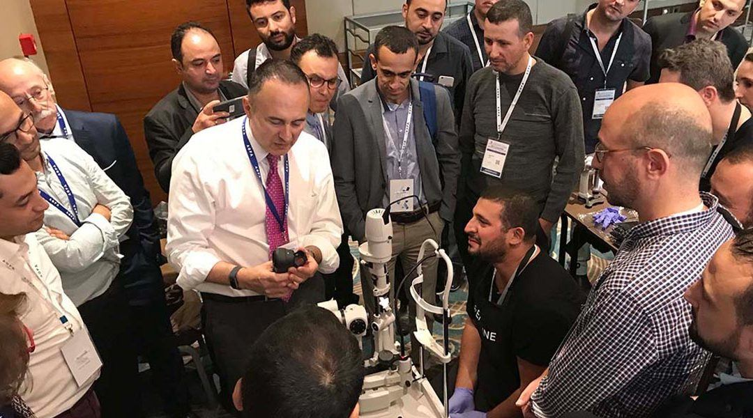 ELZA's Medical Director is an International Invited Speaker at AOPA 2019, Algiers, Algeria