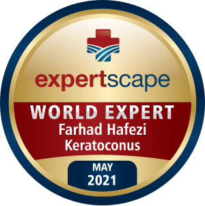 Farhad Hafezi World Expert on Keratoconus