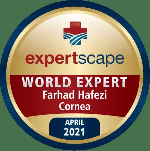 Farhad Hafezi World Expert on Cornea